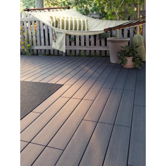 UtlÄngan Floor Decking Outdoor Grey